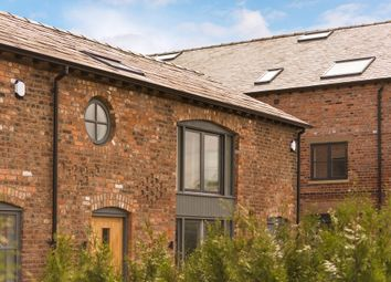 Thumbnail 3 bed mews house for sale in Marthall Knutsford, Cheshire