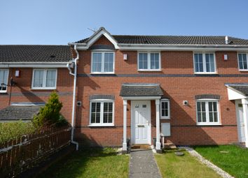 Thumbnail 3 bed town house for sale in Chatsworth Park Avenue, Hanford, Stoke-On-Trent