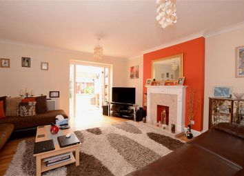 Thumbnail 3 bed terraced house for sale in Bramley Way, Kings Hill, West Malling, Kent