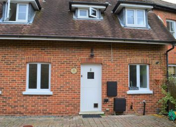 Thumbnail 2 bed terraced house to rent in High Street, Hungerford