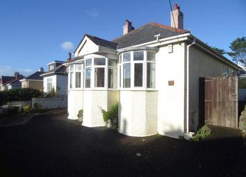 Thumbnail 3 bed detached bungalow for sale in St Stephens Road, Saltash, Cornwall