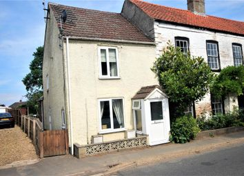 Thumbnail 2 bed cottage for sale in High Street, Gosberton, Spalding