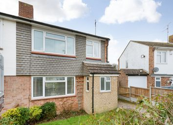 Thumbnail 3 bed semi-detached house for sale in Millfield Manor, Whitstable, Kent