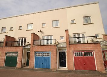Thumbnail 3 bed town house for sale in Tamar Street, Plymouth