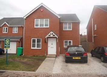Thumbnail 3 bedroom property to rent in Oakford Close, Nottingham