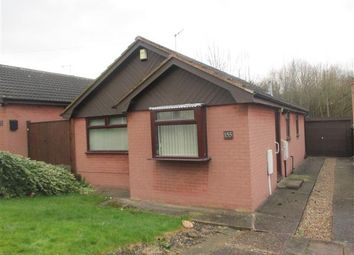 Thumbnail 2 bed detached bungalow for sale in Lynncroft, Eastwood, Nottingham