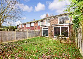 Thumbnail 3 bedroom terraced house for sale in Hawbeck Road, Parkwood, Gillingham, Kent