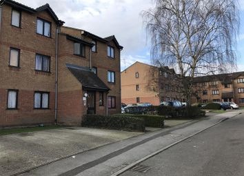Thumbnail 2 bed flat for sale in Larmans Road, Enfield
