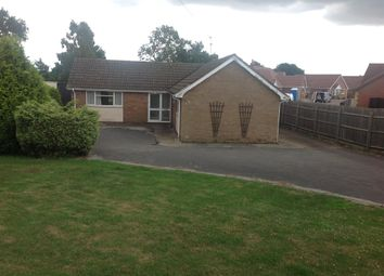 Thumbnail 2 bed detached bungalow for sale in Walcott Road, Billinghay, Lincoln