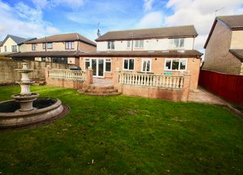 Thumbnail 5 bed detached house for sale in Melmerby Close, Newcastle Upon Tyne