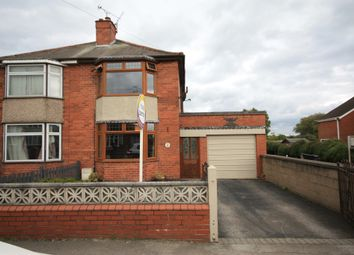 Thumbnail 2 bed semi-detached house for sale in Dannah Street, Butterley, Ripley