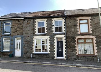 Thumbnail 2 bed terraced house to rent in Miskin Road, Trealaw, Tonypandy