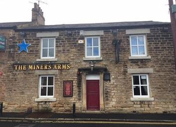 Thumbnail Pub/bar for sale in Miners Arms, 6/8 Benfieldside Road, Blackhill, Consett, Durham