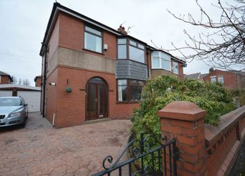 Thumbnail 3 bed semi-detached house for sale in Birkett Road, Accrington