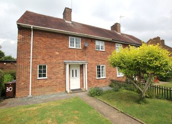 Thumbnail 3 bedroom semi-detached house for sale in Duddery Hill, Haverhill