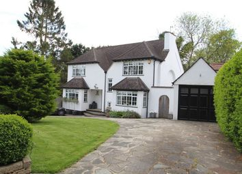 Thumbnail 4 bedroom detached house for sale in The Covert, Petts Wood, Orpington, Kent