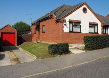 Thumbnail 2 bedroom semi-detached bungalow to rent in Meadowvale Close, Beccles