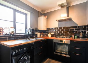 Thumbnail 1 bed flat for sale in Violet Way Yaxley, Peterborough