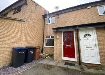 Thumbnail 1 bed terraced house for sale in Hamsterly Park, Southfields, Northampton