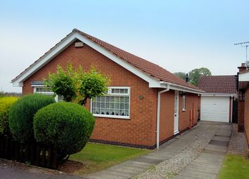 Thumbnail 2 bed detached bungalow for sale in Bramley Court, Sutton-In-Ashfield