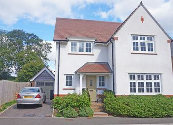 Thumbnail 4 bed detached house for sale in Highfield Rise, Trelewis, Treharris
