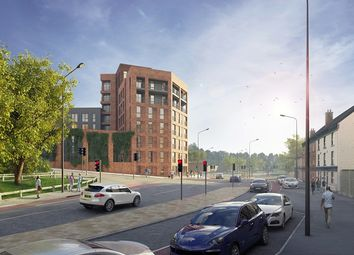 Thumbnail 2 bed flat for sale in Chatham Street, Sheffield S3, Sheffield,