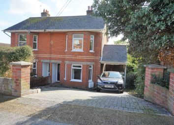 Thumbnail 3 bed semi-detached house for sale in Clatterford Road, Newport