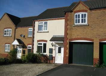 Thumbnail 2 bed terraced house to rent in Golding Way, Ledbury