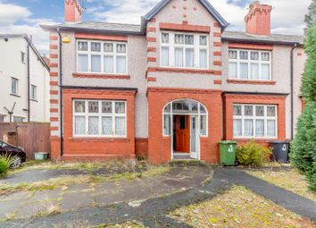 Thumbnail 5 bed semi-detached house for sale in Salford Road, Southport
