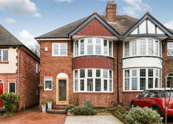 Thumbnail 3 bed semi-detached house for sale in Wrekin Road, Boldmere, Sutton Coldfield