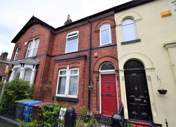 Thumbnail 3 bed terraced house to rent in Lowfield Road, Shaw Heath, Stockport, Cheshire