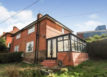Thumbnail 3 bed semi-detached house for sale in Sneinton Boulevard, Sneinton