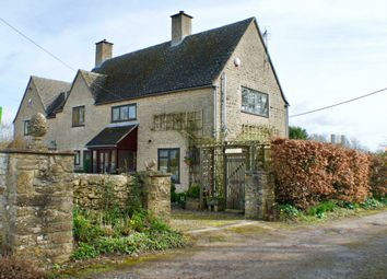 Thumbnail 3 bed semi-detached house for sale in Idbury, Chipping Norton