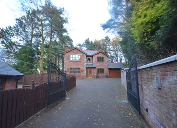 Thumbnail 4 bed detached house for sale in Belgrave Road, Darwen