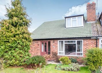 Thumbnail 3 bed bungalow for sale in Cherry Wood Crescent, York, North Yorkshire, England