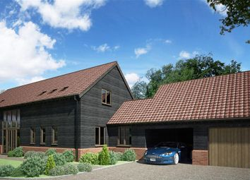 Thumbnail 5 bed detached house for sale in 'timber Court', Ickwell Road, Upper Caldecote