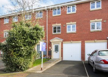 Thumbnail 3 bedroom town house to rent in Capel Way, Nantwich