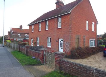 Thumbnail 3 bedroom property for sale in New Road, Acle, Norwich