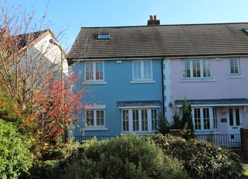 Thumbnail 4 bed terraced house for sale in Meadow Lane, Hamble, Southampton
