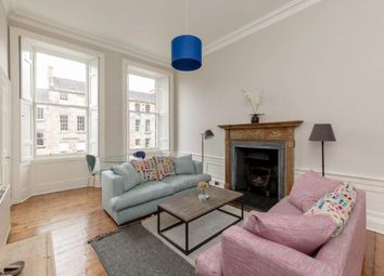 Thumbnail 2 bed flat to rent in Dublin Street, New Town, Edinburgh