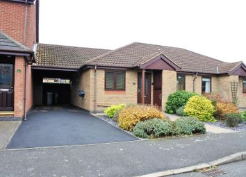 Thumbnail 2 bed semi-detached bungalow for sale in St. Johns Drive, Corby Glen, Grantham