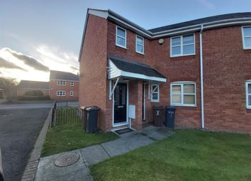 Thumbnail 2 bed flat to rent in Brixfield Way, Dickens Heath, Solihull