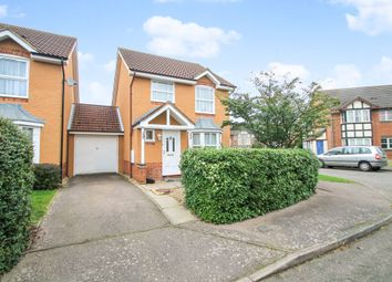 Thumbnail 3 bed link-detached house for sale in Peregrine, Aylesbury