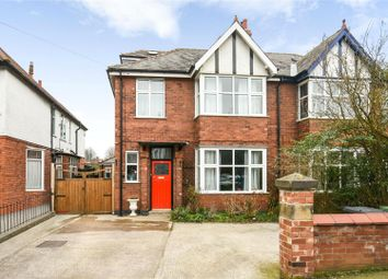 Thumbnail 5 bed semi-detached house for sale in Carr Lane, Acomb, York