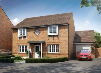 "Thumbnail 4 bedroom detached house for sale in ""Thornbury"" at Robell Way, Storrington, Pulborough"