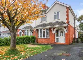 3 bed semi-detached house for sale in Broadway, Codsall, Wolverhampton WV8