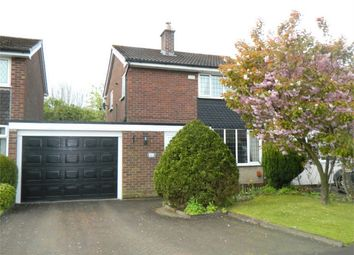 Thumbnail 3 bed link-detached house for sale in Hough Fold Way, Harwood, Bolton, Lancashire