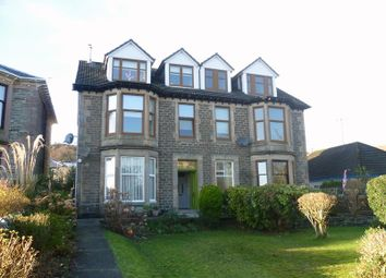 Thumbnail 4 bed flat for sale in Glenmorag Crescent, Dunoon, Argyll And Bute