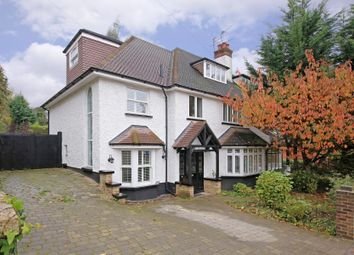 Thumbnail 5 bedroom semi-detached house to rent in South Road, Chorleywood, Rickmansworth