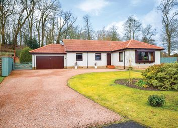 Thumbnail 4 bed bungalow for sale in Sandeman Place, Luncarty, Perthshire